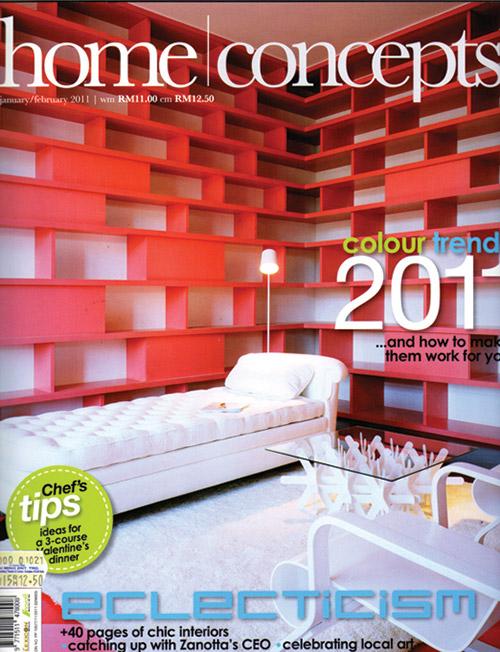 Home Concept Magazine